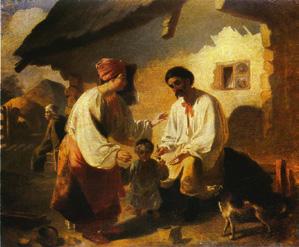 сочинение кайдашева семья нечуя-левицкого